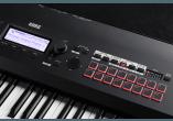 KORG Workstations KROSS2-88-MB