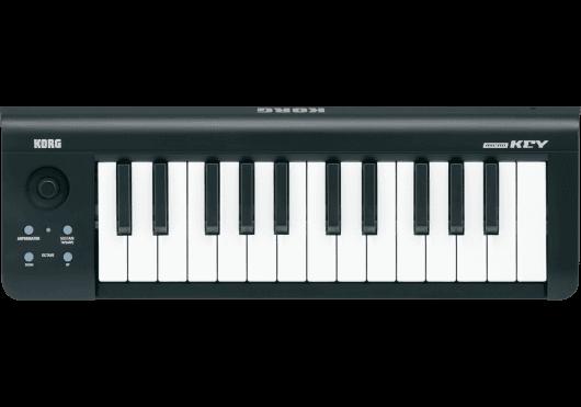Korg Claviers maitres MICROKEY-25