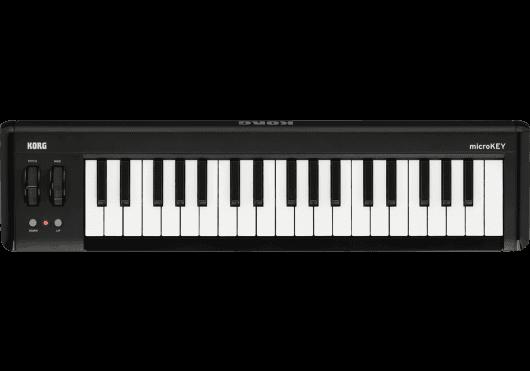 KORG Claviers maitres MICROKEY2-37