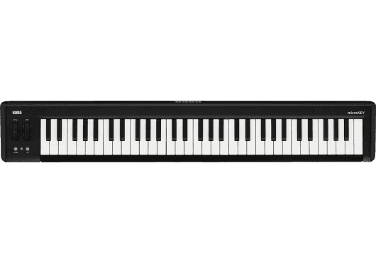 Korg Claviers maitres MICROKEY2-61