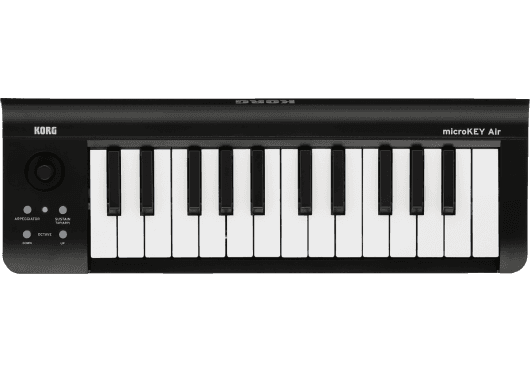 Korg Claviers maitres MICROKEY2AIR-25