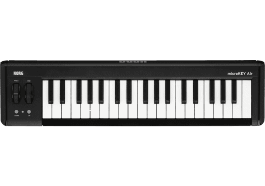 Korg Claviers maitres MICROKEY2AIR-37