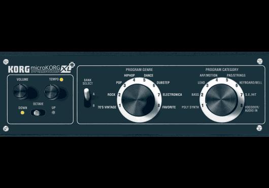 Korg Synthétiseurs MICROKORG-XLPLUS