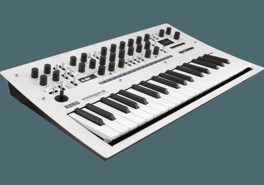 Korg Synthétiseurs MINILOGUE-XD-PW