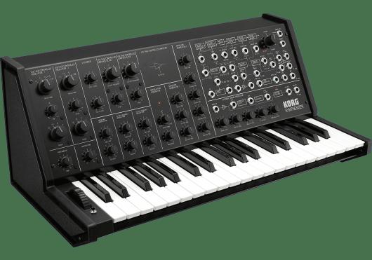 Korg Synthétiseurs MS20-FS-BK