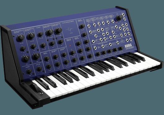 KORG Synthétiseurs MS20-FS-BL