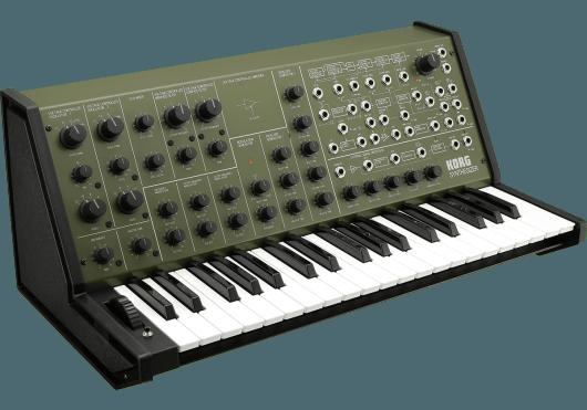 KORG Synthétiseurs MS20-FS-GR