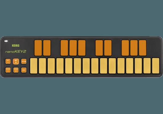 Korg Claviers maitres NANOKEY2-OG