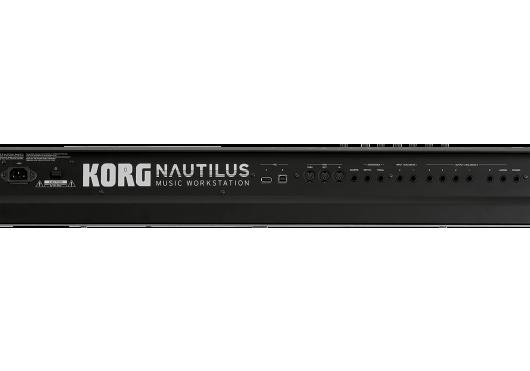 KORG Workstations NAUTILUS-61