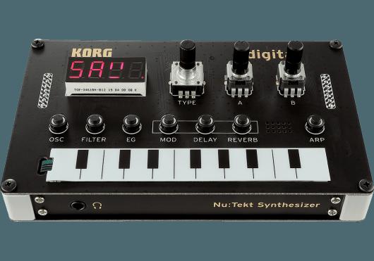 KORG Synthétiseurs NTS-1