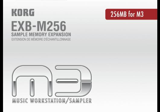 Korg Accessoires Claviers EXB-M256