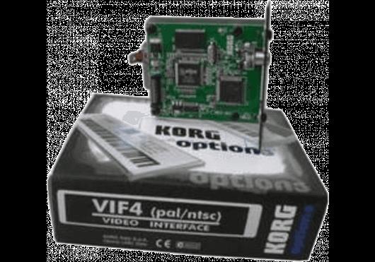 Korg Accessoires Claviers VIF4