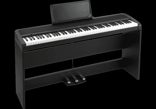 Korg Pianos numériques B1SP-BK