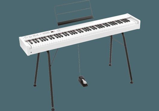 Korg Pianos numériques D1-WH