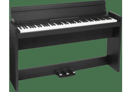 KORG Pianos numériques LP380U-RWBK
