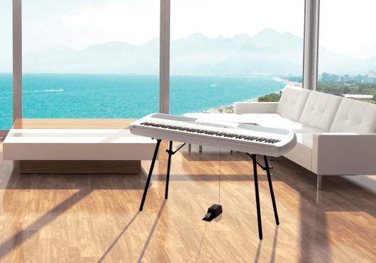 Korg Pianos numériques SP280-WH
