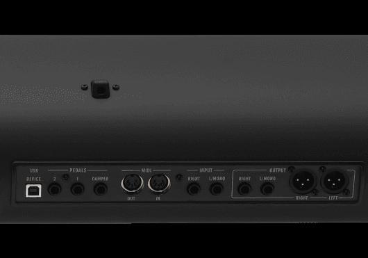 Korg Pianos numériques SV1-73-BK