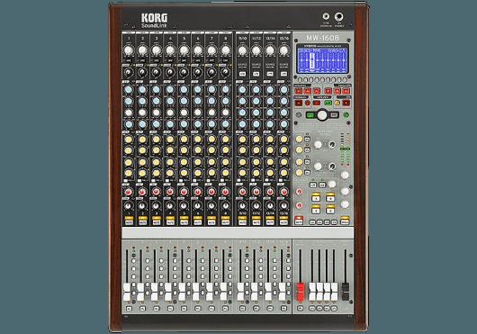 KORG Table de mixage MW-1608