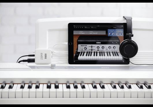 Korg Convertisseurs Audio PLUGKEY-WH