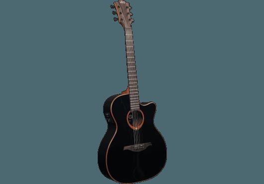 Lâg Guitares Folk T100ACE-BLK