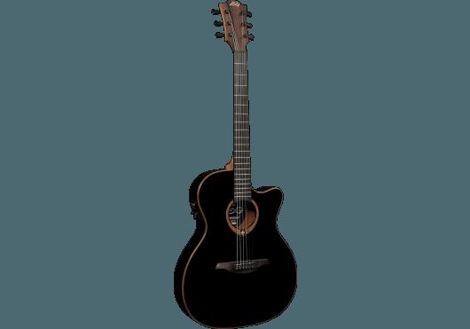 Lâg Guitares Folk T100ASCE-BLK