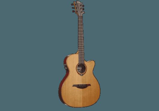 Lâg Guitares Folk T100ASCE