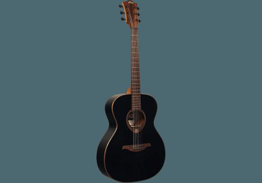 Lâg Guitares Folk T118A-BLK