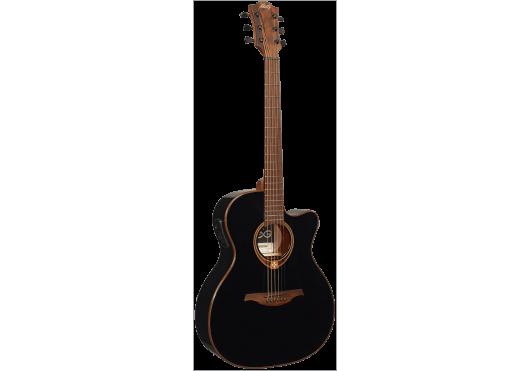 Lâg Guitares Folk T118ACE-BLK