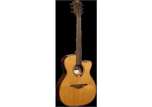Lâg Guitares Folk T118ASCE