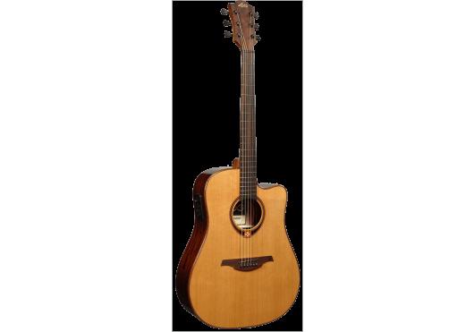 Lâg Guitares Folk T118DCE