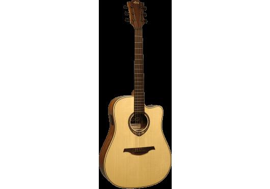Lâg Guitares Folk T318DCE