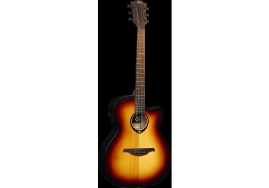 Lâg Guitares Folk T70ACE-BRB