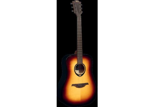 Lâg Guitares Folk T70D-BRB