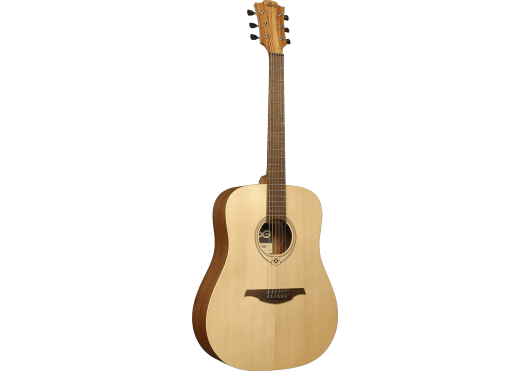 Lâg Guitares Folk T7D