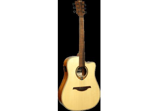 Lâg Guitares Folk T88DCE