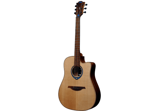 Lâg SMART GUITARS HYVIBE THV10DCE