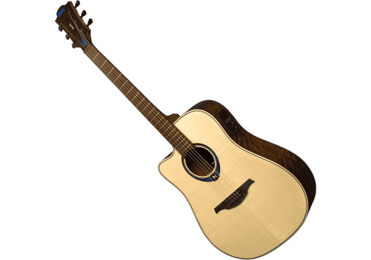 Lâg Smart Guitars TLHV20DCE