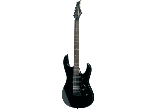 Lâg Guitares Solid Body A66-BLK