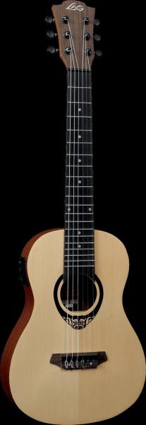 Lâg Mini guitar TKT150E
