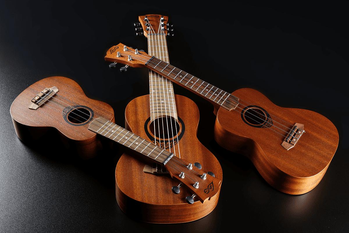 Lâg Baby guitar TKT8 (8)