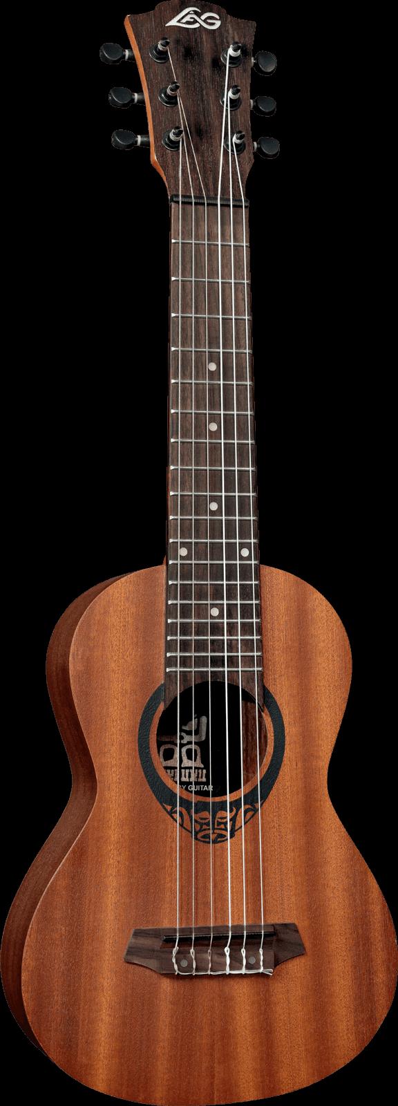 Lâg Baby guitar TKT8
