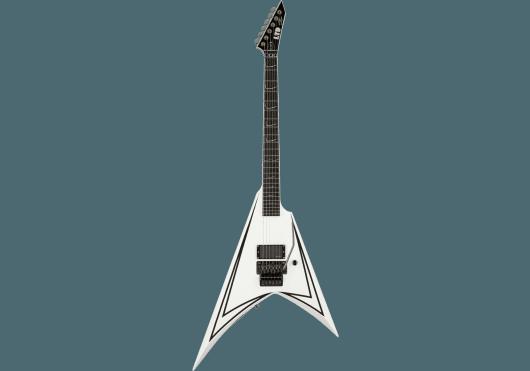 LTD Guitares Electriques ALEXI600-WH