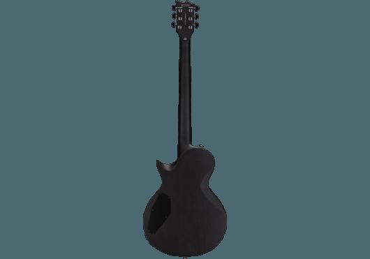 LTD Guitares Electriques BB600BQM-STBLKSBS