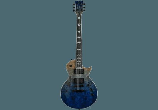 LTD Guitares Electriques EC1000BP-BLUNFD