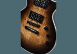 LTD Guitares Electriques EC1000BPF-BLKNB
