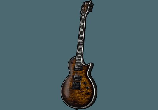 LTD Guitares Electriques EC1000ETQM-DBSB