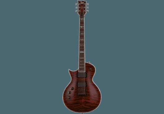 LTD Guitares Electriques EC1000LH-STBC