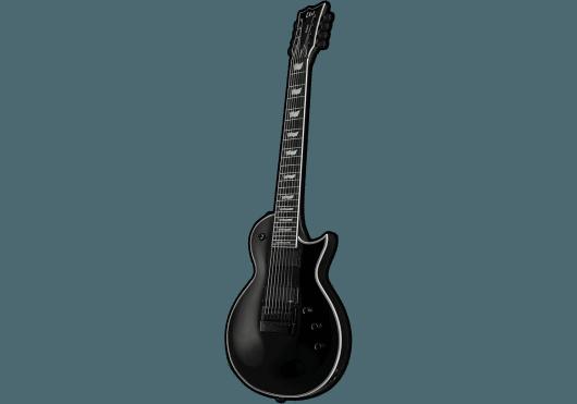 LTD Guitares Electriques EC1008ET-BLK