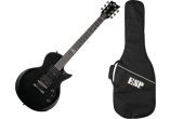 LTD Guitares Electriques EC10KIT-BLK