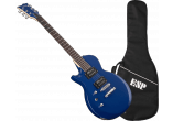 LTD Guitares Electriques EC10KITLH-BLUE